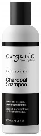Угольный шампунь Charcoal, Organic Colour Systems
