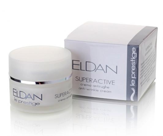 Крем против морщин суперактивный, ELDAN cosmetics