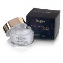 """Крем пептидный 50+  """"Premium Pepto skin defence"""", ELDAN cosmetics"""