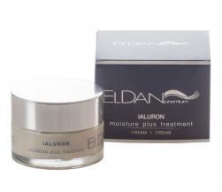 """Крем 24 часа  """"Premium ialuron treatment"""" с гиалуроновой кислотой , ELDAN cosmerics"""