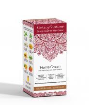 Крем-краска с хной Henna Cream  , Tints of Nature